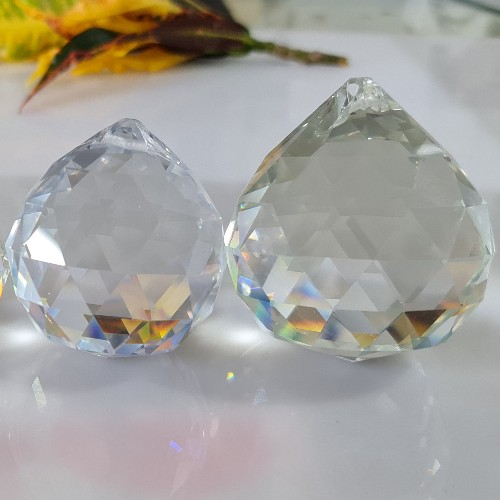 50mm 60mm crystal balls