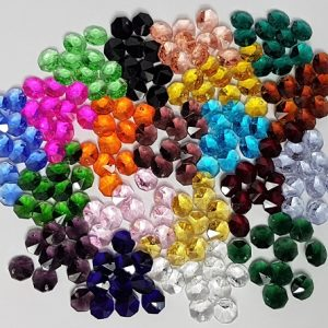 14mm cystal suncatcher octagons 1 hole