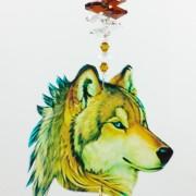 wolf suncatcher 1