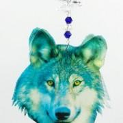 wolf suncatcher 2