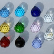30mm crystal balls