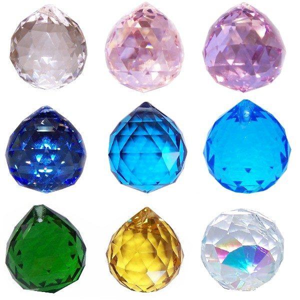 40mm crystal ball
