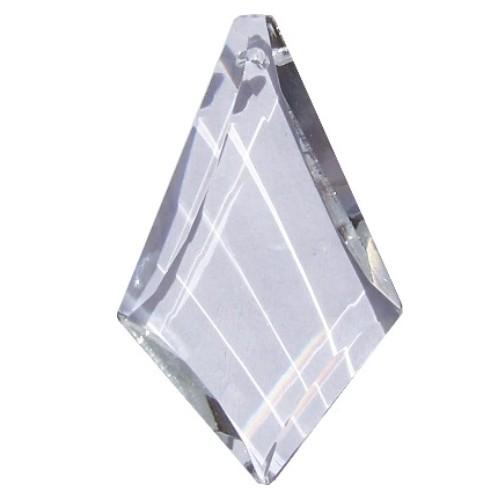 kite crystal pendant