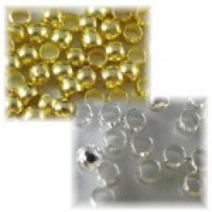 2mm crimp beads