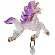 blown glass pegacorn