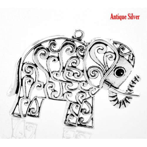 large elephant charm #1