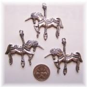unicorn charm #2 large