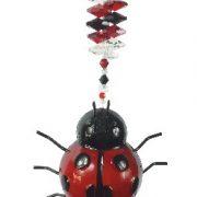 large ladybug suncatcher