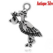 standing stalk with baby charm