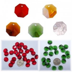 14mm octagon christmas pack 1