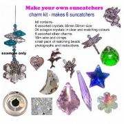 charm suncatcher kit
