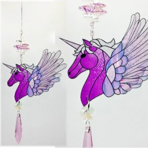 unicorn suncatcher 1
