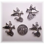 angel charm #4 pack of 3