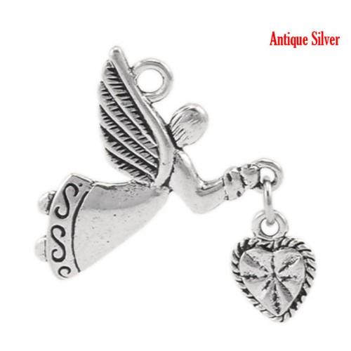 angel charm #7