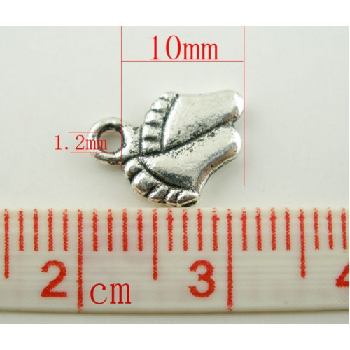 baby charm feet pack of 10