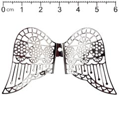filigree angel wing f81