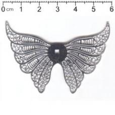 filigree angel wing f03
