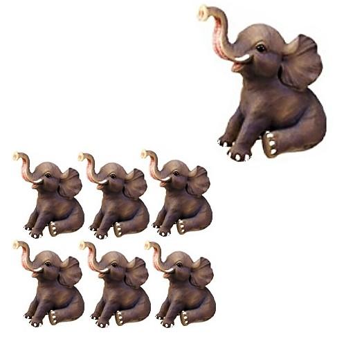 baby elephant craft film cutouts