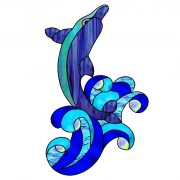 dolphin craft film cutouts
