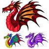dragon craft film cutouts