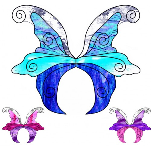 fairy #3 craft film cutouts