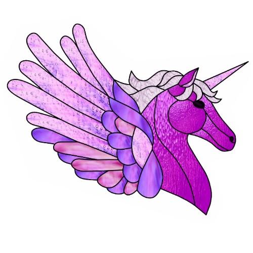 unicorn craft film designs