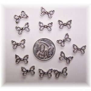 Butterfly beads #4 pack of 10