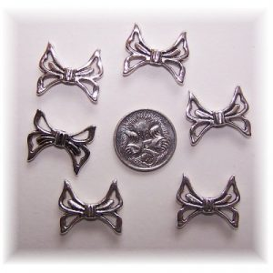 Butterfly beads #5 pack of 6