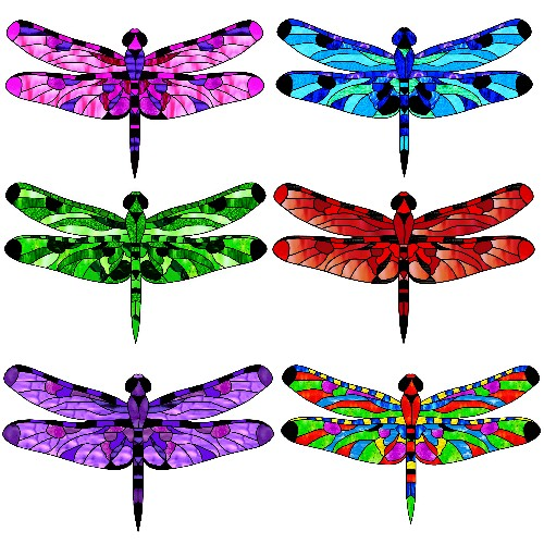 dragonfly #2 craft film designs