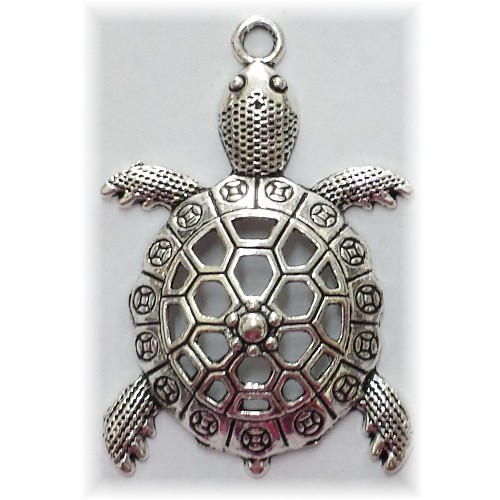 large urtle charm #2 pack of 2