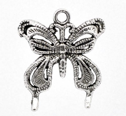butterfly charm #9 pack of 6