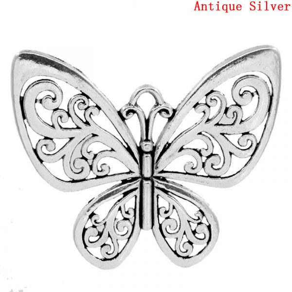 butterfly charm #11 large