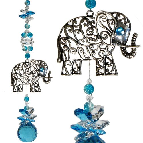 elephant suncatcher #1