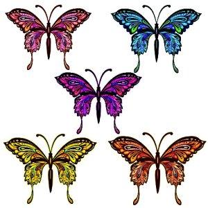 butterfly 17 craft film designs