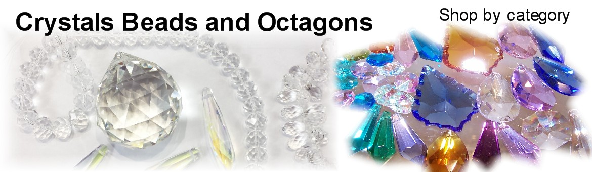 crystals and octagons