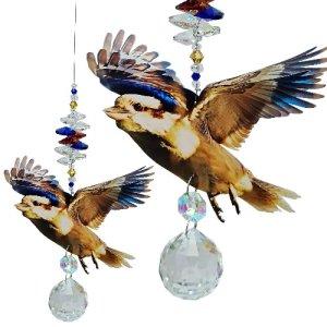 kookaburra suncatcher #2