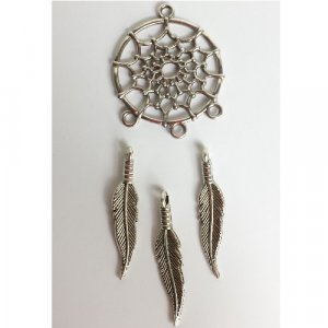 dreamcatcher charm set