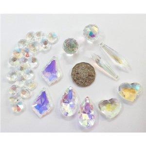 set C crystal suncatcher pack