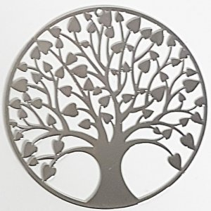 tree of life filigree charm no-1