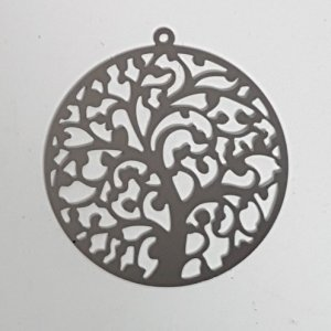 tree of life filigree charm no-2