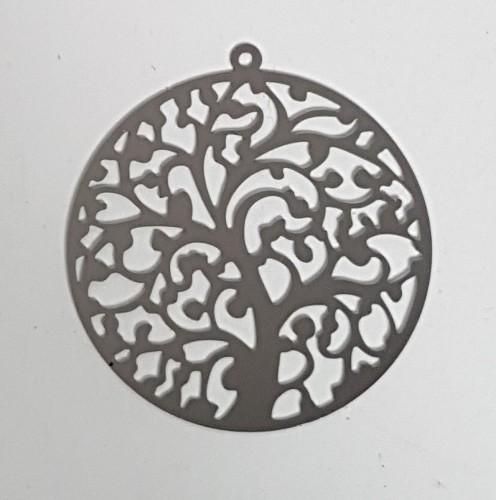tree of life filigree charm no-2
