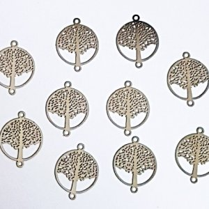 tree of life filigree charm no-4