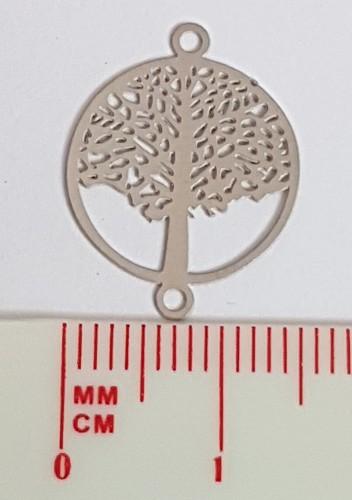 tree of life filigree charm no-4