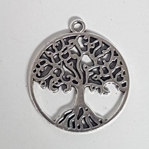 Tree of Life Charm #6 pack of 5