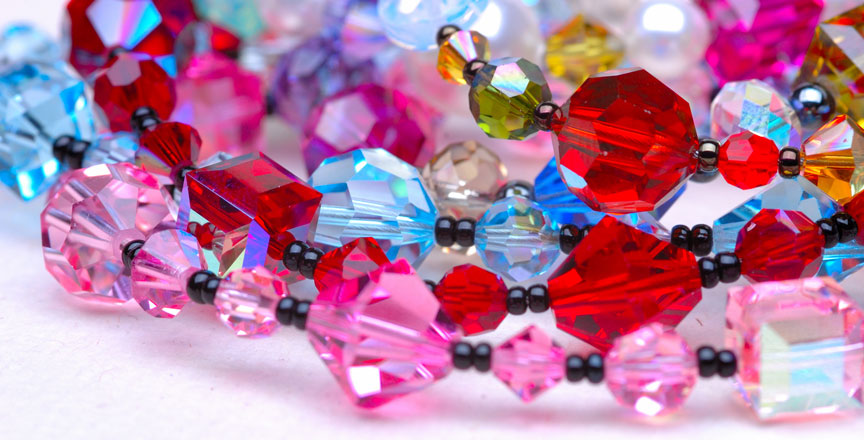 Slide Beads